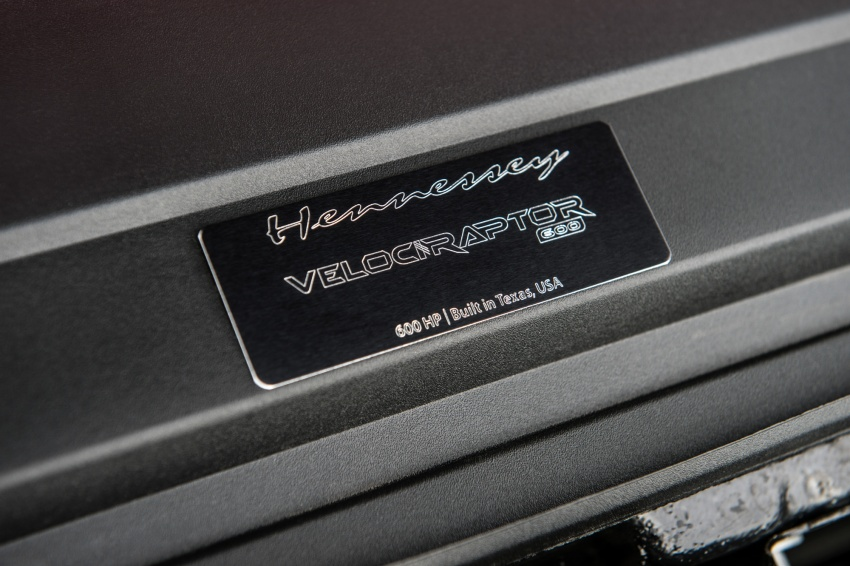 Hennessey VelociRaptor 600 Twin Turbo –  613 hp and 830 Nm of torque; 0-96 km/h in just 4.2 seconds Image #625398