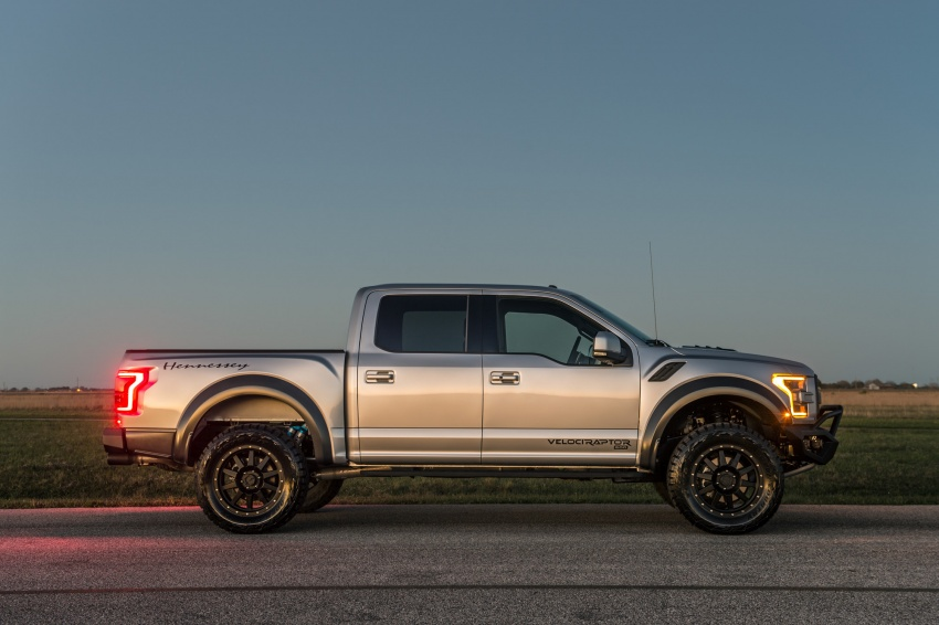Hennessey VelociRaptor 600 Twin Turbo –  613 hp and 830 Nm of torque; 0-96 km/h in just 4.2 seconds Image #625387