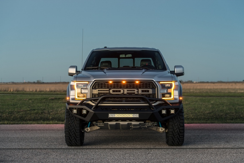 Hennessey VelociRaptor 600 Twin Turbo –  613 hp and 830 Nm of torque; 0-96 km/h in just 4.2 seconds Image #625388