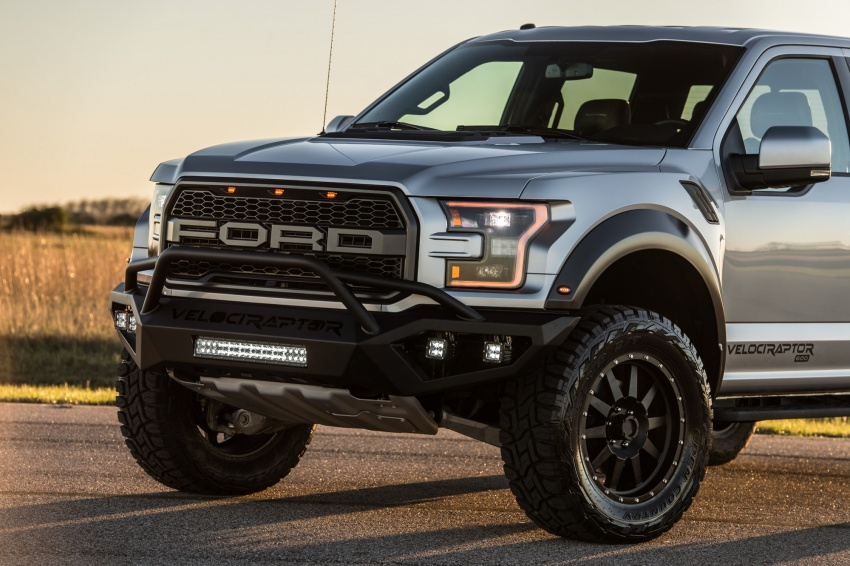 Hennessey VelociRaptor 600 Twin Turbo –  613 hp and 830 Nm of torque; 0-96 km/h in just 4.2 seconds Image #625390