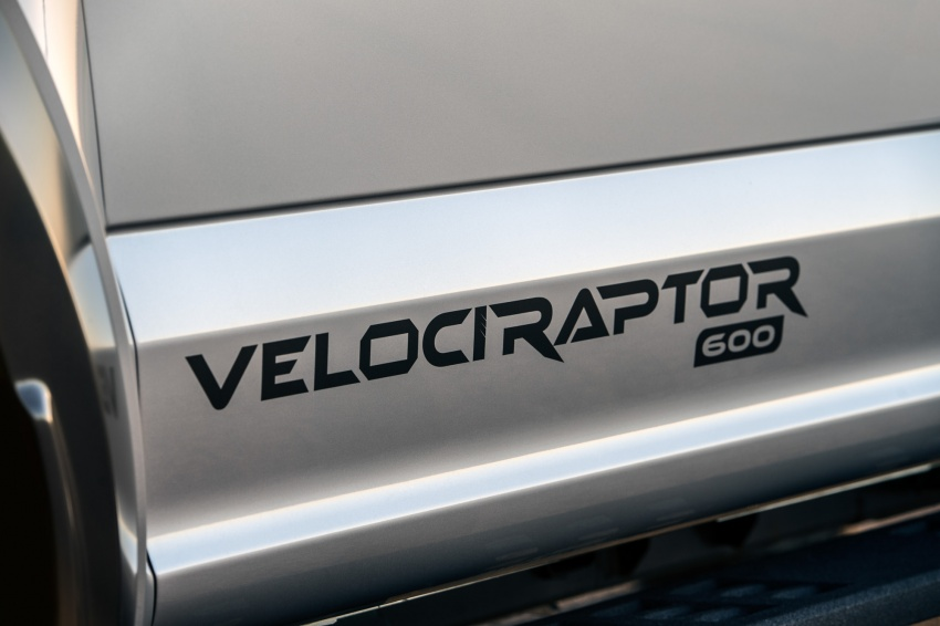 Hennessey VelociRaptor 600 Twin Turbo –  613 hp and 830 Nm of torque; 0-96 km/h in just 4.2 seconds Image #625393