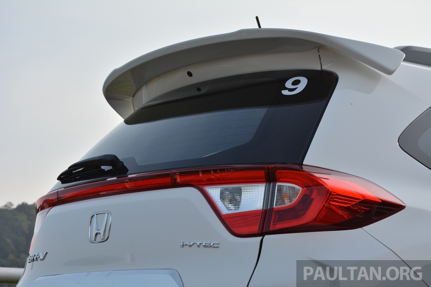 DRIVEN: Honda BR-V 1.5L – seven seats, family first Image #627262