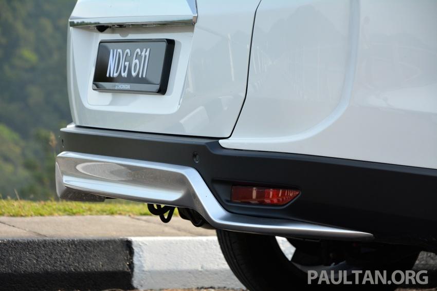 DRIVEN: Honda BR-V 1.5L – seven seats, family first Image #627263