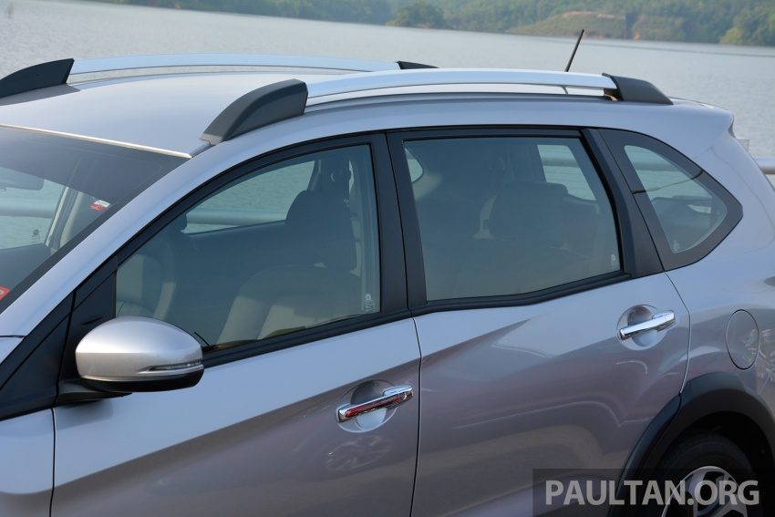 DRIVEN: Honda BR-V 1.5L – seven seats, family first Image #627269