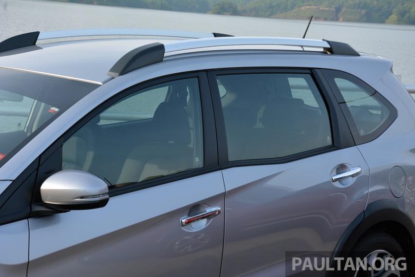 DRIVEN: Honda BR-V 1.5L – seven seats, family first Image #627269