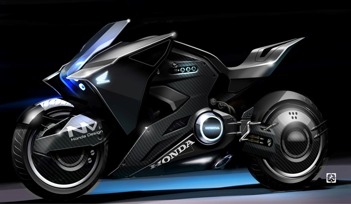 Honda NM4 Vultus to star in <em>Ghost in the Shell</em> movie Image #631075