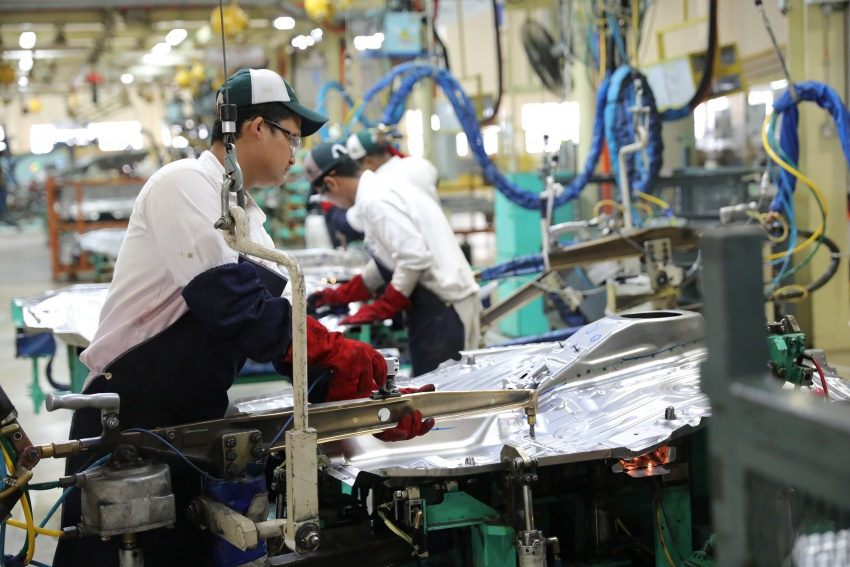 Honda Malaysia hits 600,000-unit production milestone Image #637509