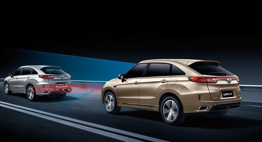 Honda UR-V dilancar di China – Avancier Dongfeng Image #631623