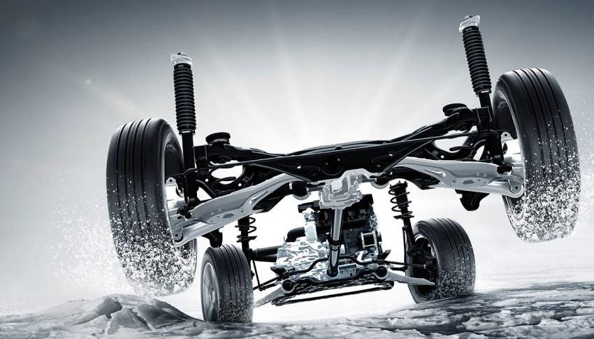 Honda UR-V dilancar di China – Avancier Dongfeng Image #631620