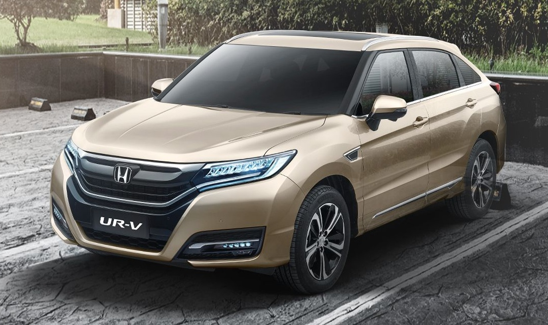 Honda UR-V launched in China