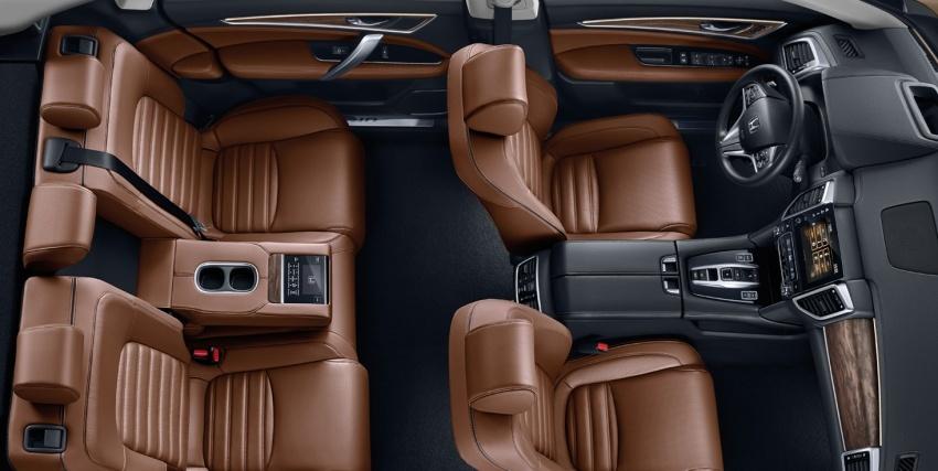 Honda UR-V dilancar di China – Avancier Dongfeng Image #631617