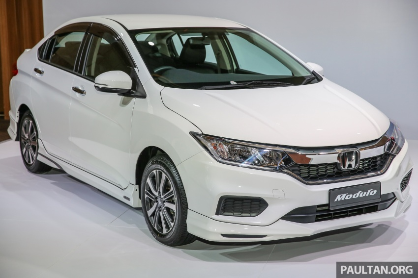 2017 Honda City facelift launched in Malaysia – new looks, added kit, priced from RM78,300 to RM92,000 Image #623160