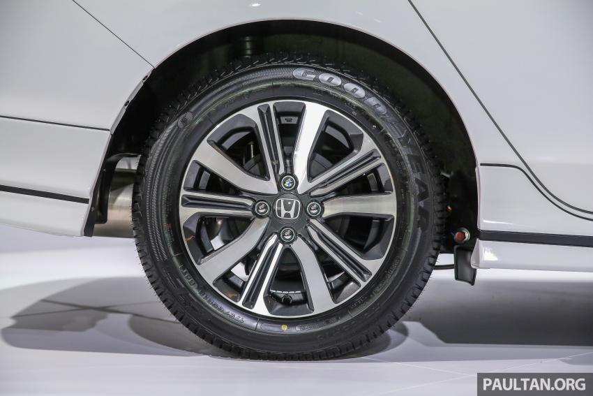 Honda City 2017 facelift dilancarkan untuk pasaran Malaysia – hanya 3 varian, harga kekal RM78k-RM92k Image #623200
