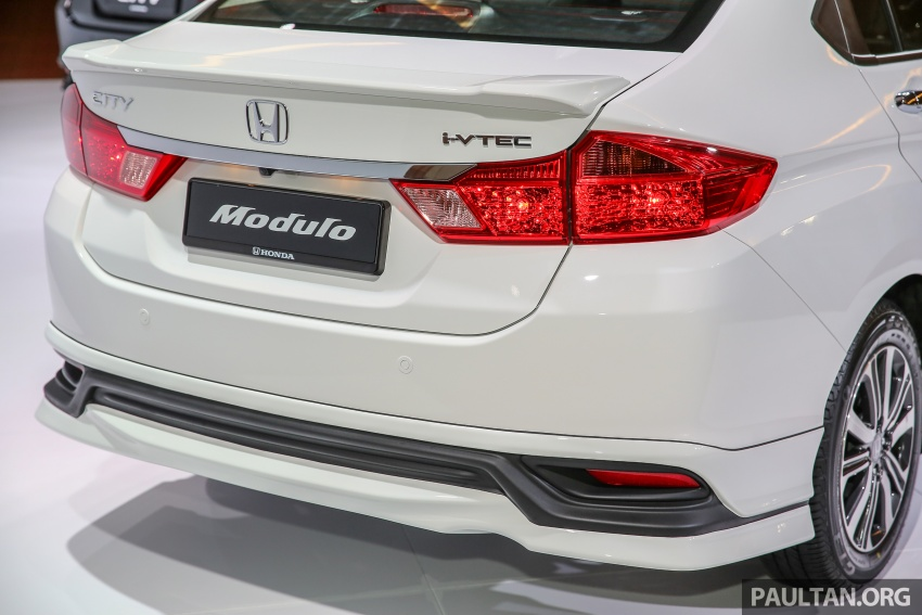 2017 Honda City facelift launched in Malaysia – new looks, added kit, priced from RM78,300 to RM92,000 Image #623180