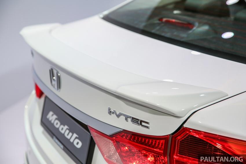 Honda City 2017 facelift dilancarkan untuk pasaran Malaysia – hanya 3 varian, harga kekal RM78k-RM92k Image #623208
