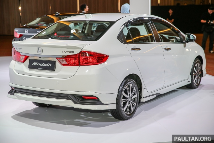 2017 Honda City facelift launched in Malaysia – new looks, added kit, priced from RM78,300 to RM92,000 Image #623161