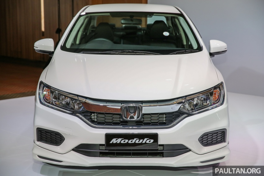 2017 Honda City facelift launched in Malaysia – new looks, added kit, priced from RM78,300 to RM92,000 Image #623162