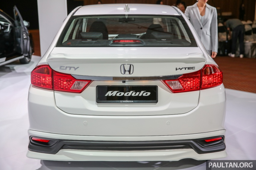 2017 Honda City facelift launched in Malaysia – new looks, added kit, priced from RM78,300 to RM92,000 Image #623163