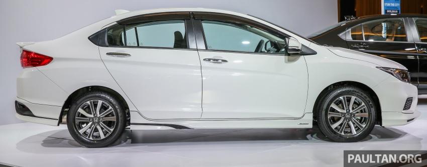 Honda City 2017 facelift dilancarkan untuk pasaran Malaysia – hanya 3 varian, harga kekal RM78k-RM92k Image #623183