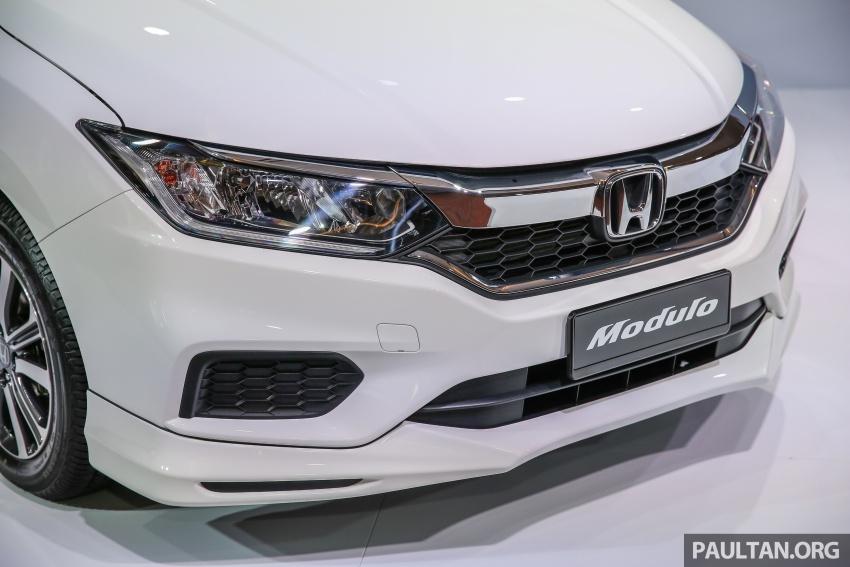 Honda City 2017 facelift dilancarkan untuk pasaran Malaysia – hanya 3 varian, harga kekal RM78k-RM92k Image #623184
