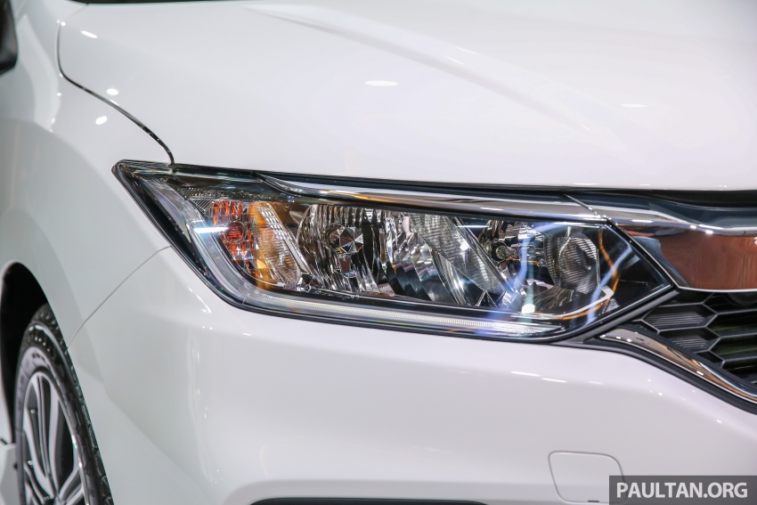 2017 Honda City facelift launched in Malaysia – new looks, added kit, priced from RM78,300 to RM92,000 Image #623166