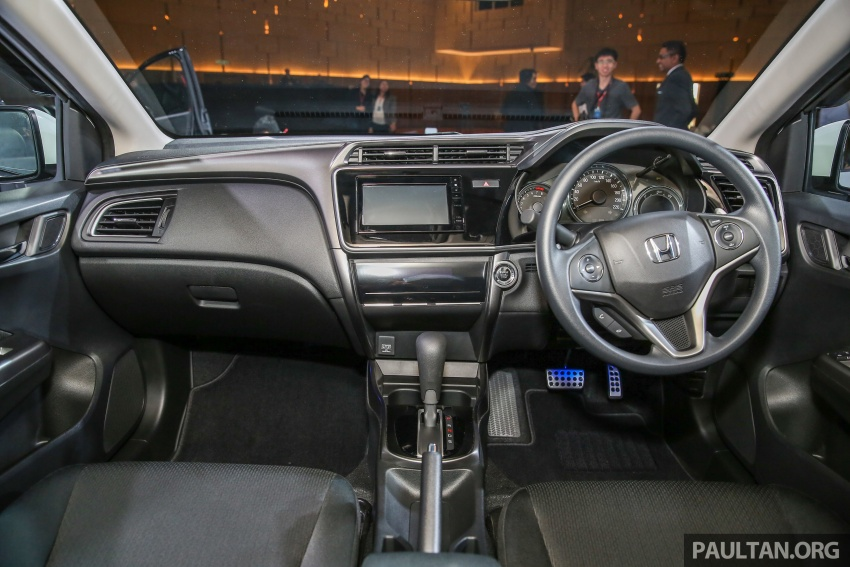 2017 Honda City facelift launched in Malaysia – new looks, added kit, priced from RM78,300 to RM92,000 Image #623192