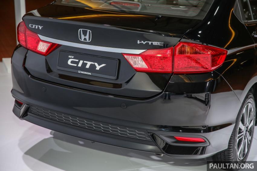 Honda City 2017 facelift dilancarkan untuk pasaran Malaysia – hanya 3 varian, harga kekal RM78k-RM92k Image #623250