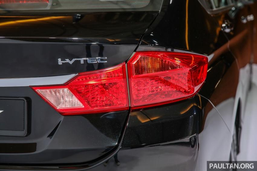 Honda City 2017 facelift dilancarkan untuk pasaran Malaysia – hanya 3 varian, harga kekal RM78k-RM92k Image #623253