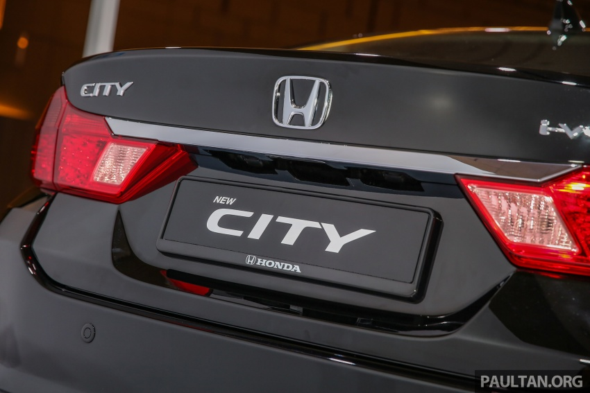 2017 Honda City facelift launched in Malaysia – new looks, added kit, priced from RM78,300 to RM92,000 Image #623233