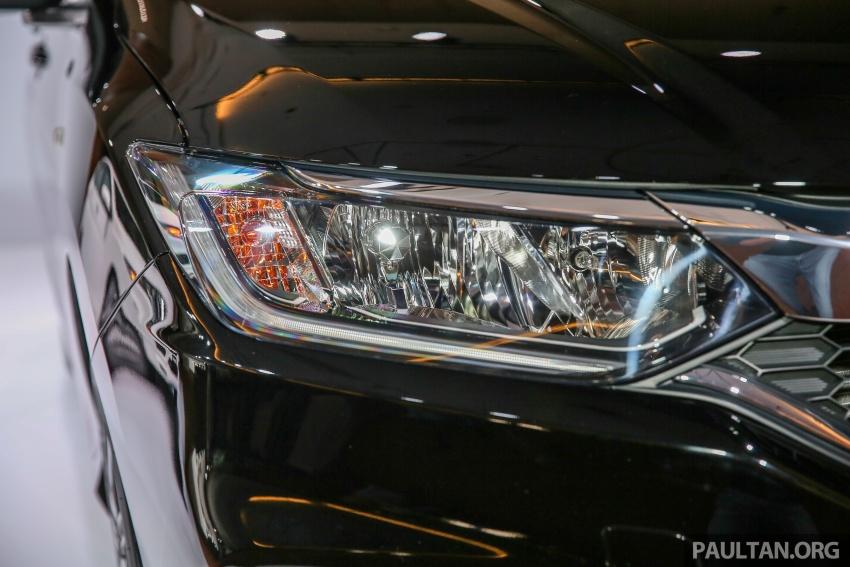 Honda City 2017 facelift dilancarkan untuk pasaran Malaysia – hanya 3 varian, harga kekal RM78k-RM92k Image #623237
