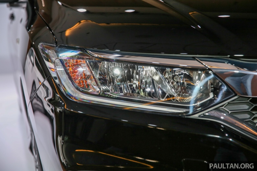 2017 Honda City facelift launched in Malaysia – new looks, added kit, priced from RM78,300 to RM92,000 Image #623222