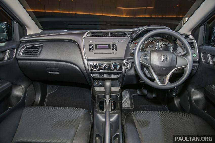 Honda City 2017 facelift dilancarkan untuk pasaran Malaysia – hanya 3 varian, harga kekal RM78k-RM92k Image #623261