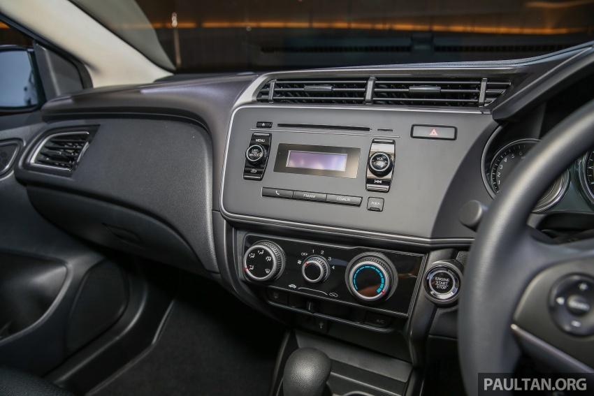 Honda City 2017 facelift dilancarkan untuk pasaran Malaysia – hanya 3 varian, harga kekal RM78k-RM92k Image #623266