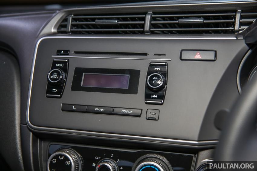 Honda City 2017 facelift dilancarkan untuk pasaran Malaysia – hanya 3 varian, harga kekal RM78k-RM92k Image #623267