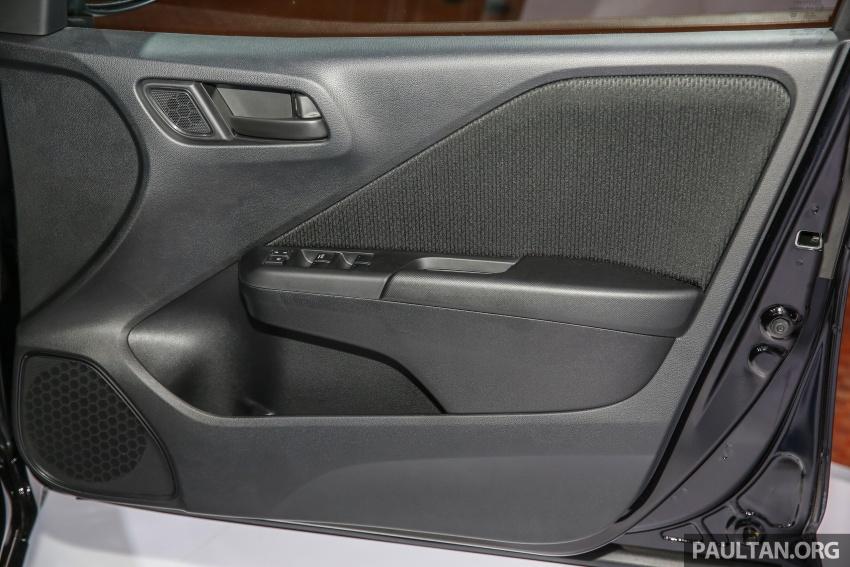 Honda City 2017 facelift dilancarkan untuk pasaran Malaysia – hanya 3 varian, harga kekal RM78k-RM92k Image #623271