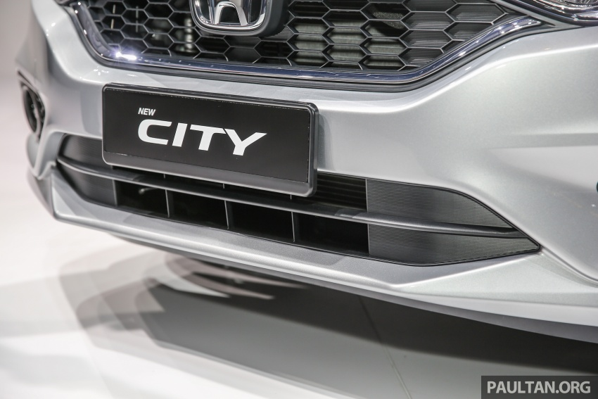 2017 Honda City facelift launched in Malaysia – new looks, added kit, priced from RM78,300 to RM92,000 Image #623050