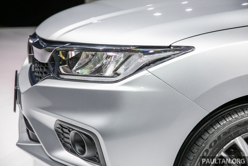 2017 Honda City facelift launched in Malaysia – new looks, added kit, priced from RM78,300 to RM92,000 Image #623053