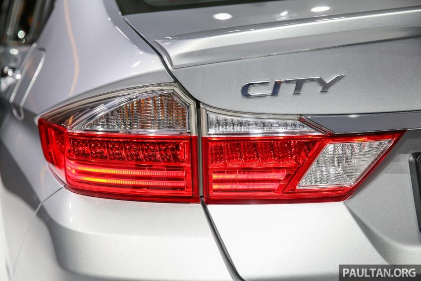 Honda City 2017 facelift dilancarkan untuk pasaran Malaysia – hanya 3 varian, harga kekal RM78k-RM92k Image #623076