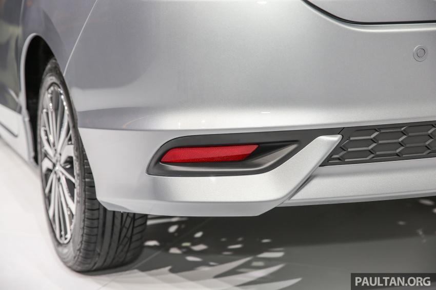 Honda City 2017 facelift dilancarkan untuk pasaran Malaysia – hanya 3 varian, harga kekal RM78k-RM92k Image #623080