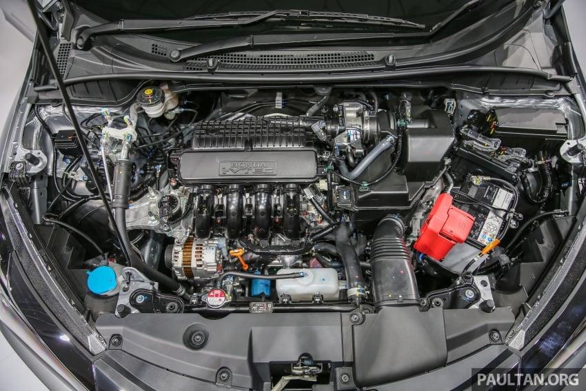 Honda City 2017 facelift dilancarkan untuk pasaran Malaysia – hanya 3 varian, harga kekal RM78k-RM92k Image #623108