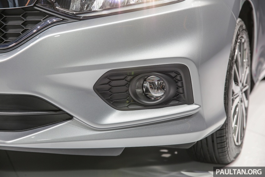 2017 Honda City facelift launched in Malaysia – new looks, added kit, priced from RM78,300 to RM92,000 Image #623048
