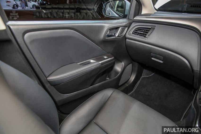 Honda City 2017 facelift dilancarkan untuk pasaran Malaysia – hanya 3 varian, harga kekal RM78k-RM92k Image #623138