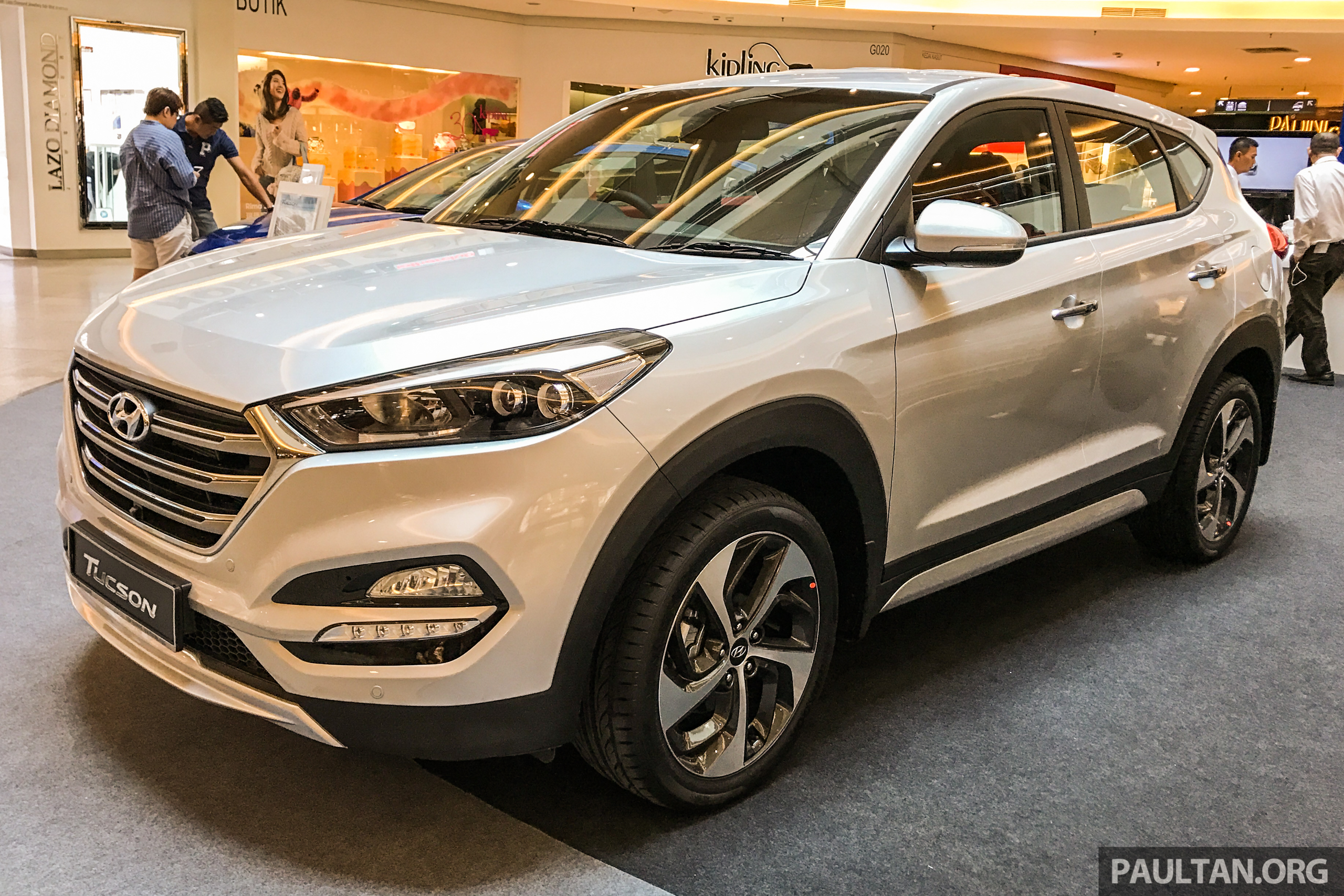 hyundai tucson 1 6 t gdi turbo initial specification sheet out indicative pricing revealed. Black Bedroom Furniture Sets. Home Design Ideas