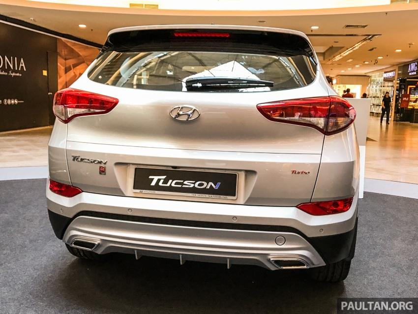 2017 Hyundai Tuscon >> Hyundai Tucson T-GDI turbo dipamer di Mid Valley Image 636849