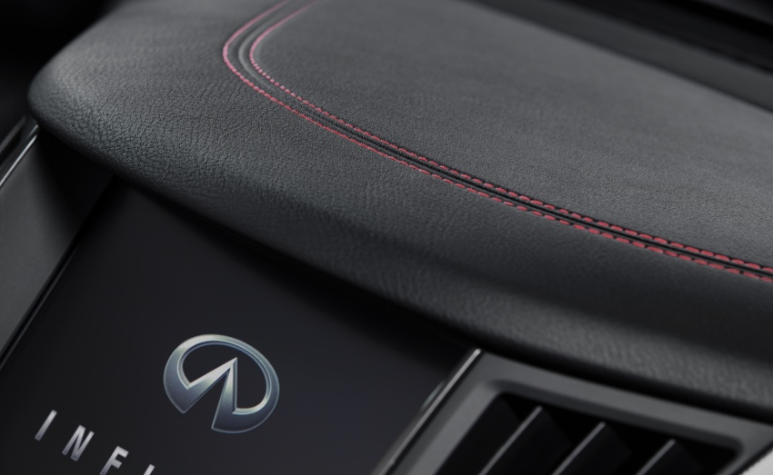 2018 Infiniti Q50 makes its debut at Geneva show Image #625758