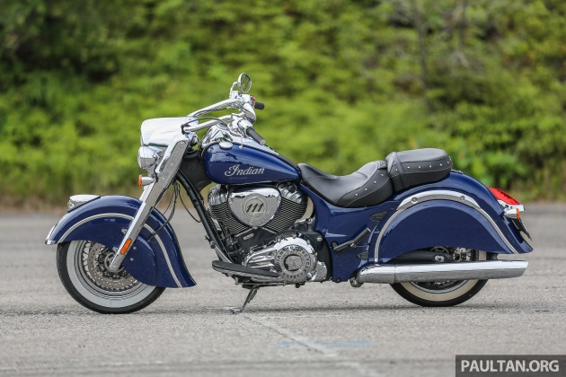 The Rivalry Between Harley Davidson And Indian Goes Back Over A Century In Day Had Racing Pedigree Was Known For Its