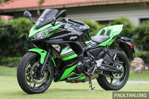 Ride Impression 2017 Kawasaki Ninja 650 And Z650