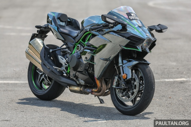 In The Case Of Kawasaki Ninja H2 This Hyperbike We Are Loathe To Call It Something As Mundane A Superbike Because Its Performance Is On Another