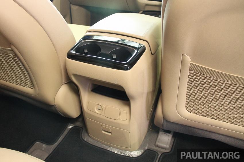 Kia Grand Carnival dilancarkan di Malaysia – tiga varian, 2.2L turbodiesel, harga dari RM154k Image #633322