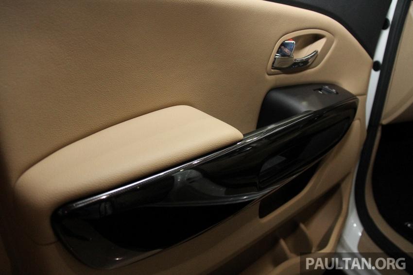 Kia Grand Carnival dilancarkan di Malaysia – tiga varian, 2.2L turbodiesel, harga dari RM154k Image #633316